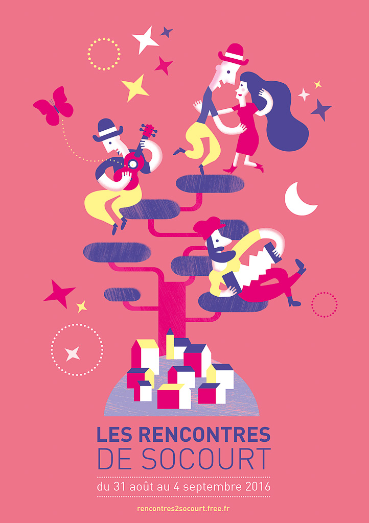 Rencontres alternatives free festival